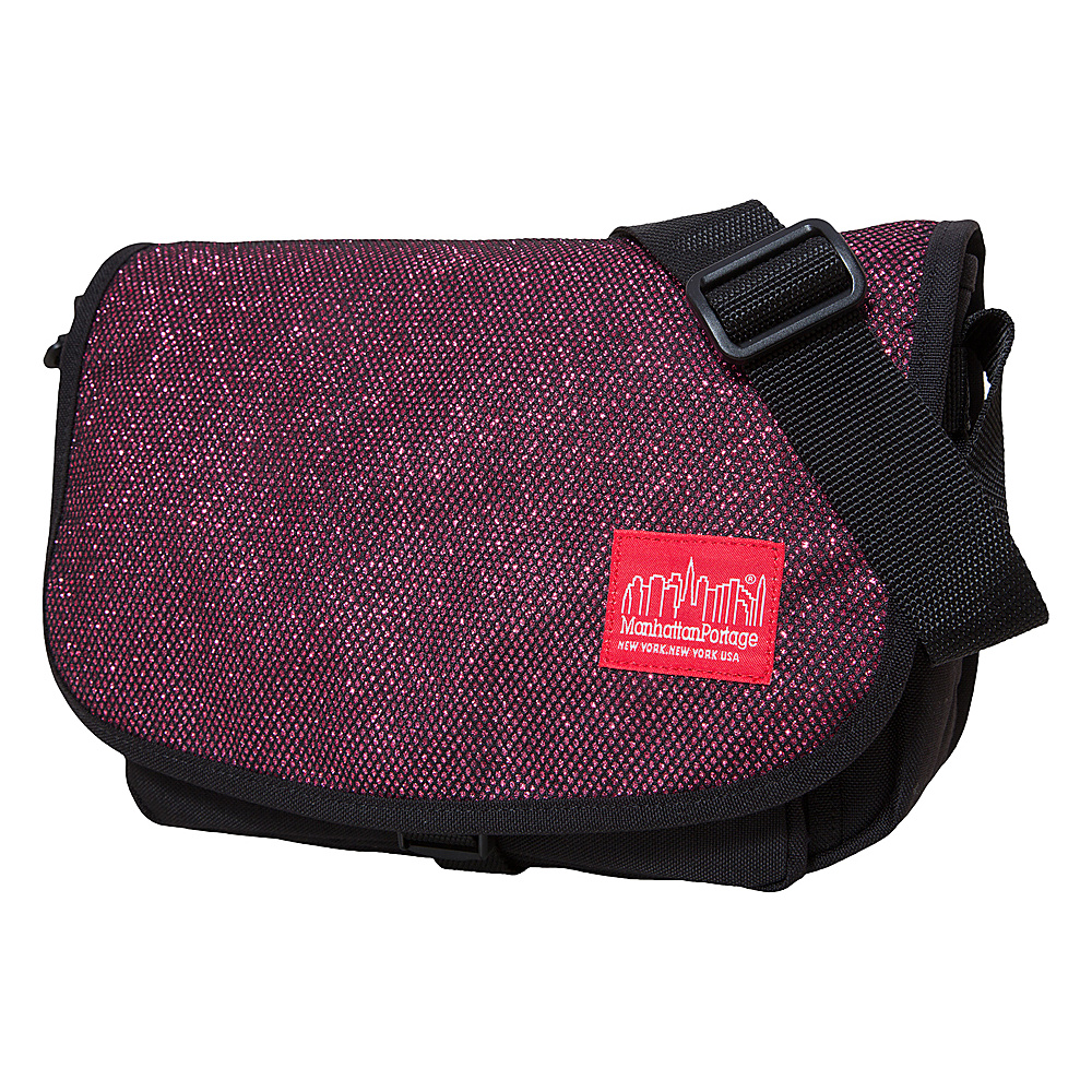 Manhattan Portage Midnight Sohobo Bag (SM) VER2 Burgundy - Manhattan Portage Other Mens Bags - Work Bags & Briefcases, Other Men's Bags
