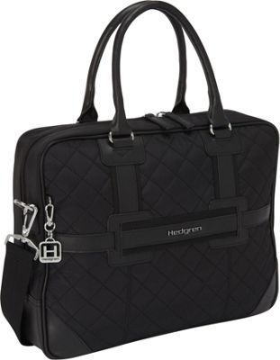 Hedgren Effie Tote Black - Hedgren Ladies' Business