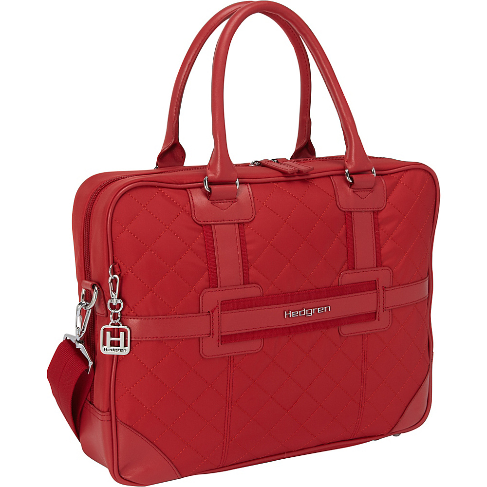 Hedgren Effie Tote New Bull Red Hedgren Women s Business Bags