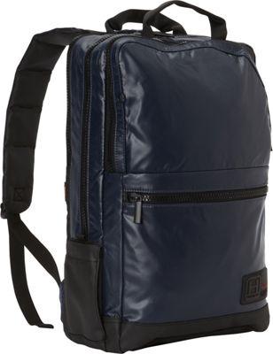 Hedgren Jamm Laptop Backpack Blue Night - Hedgren Laptop Backpacks