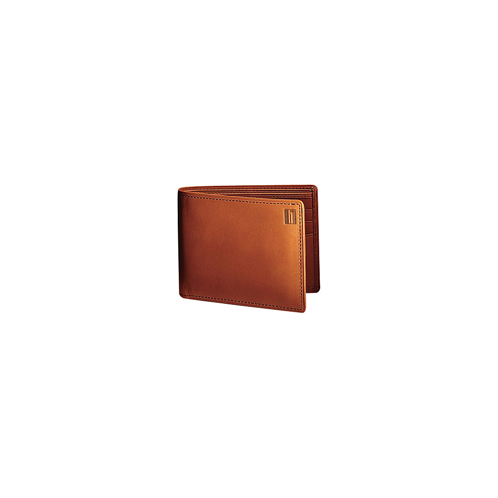 Hartmann Luggage Belting Collection Wallet with Removable Card Wallet Heritage Tan - Hartmann Luggage Mens Wallets