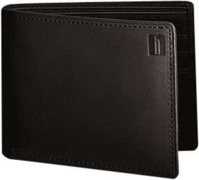 Hartmann Luggage Belting Collection Wallet with Removable Card Wallet Heritage Black - Hartmann Luggage Men's Wallets