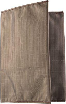 Allett Nylon Original Wallet Pebble Brown - Allett Men's Wallets
