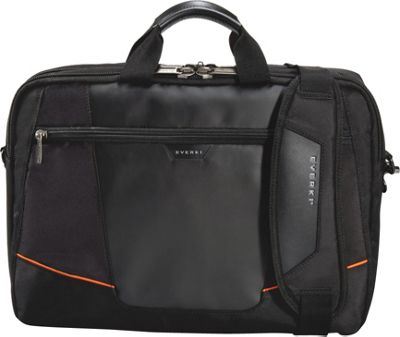 Everki Flight Checkpoint Friendly 16 inch Laptop Bag Black - Everki Non-Wheeled Business Cases