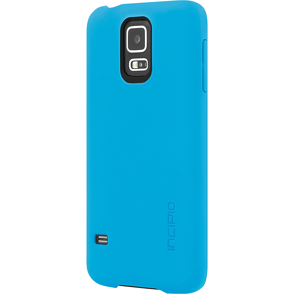 Incipio Feather for Samsung Galaxy S5 Cyan Incipio Electronic Cases