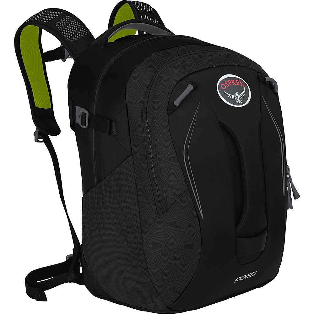 Osprey Pogo Backpack Black Cat - Osprey Everyday Backpacks - Backpacks, Everyday Backpacks