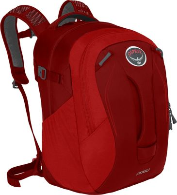 Osprey Pogo Backpack Racing Red - Osprey Everyday Backpacks
