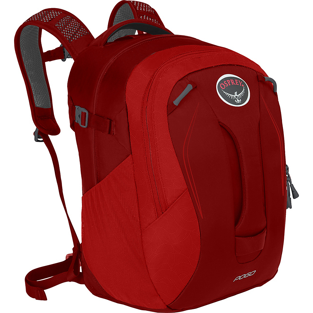 Osprey Pogo Backpack Racing Red - Osprey Everyday Backpacks - Backpacks, Everyday Backpacks