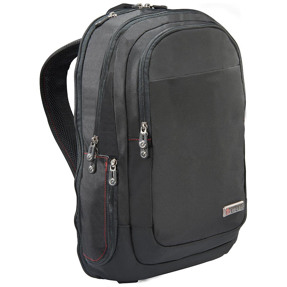ecbc Javelin Daypack Black - ecbc Business & Laptop Backpacks