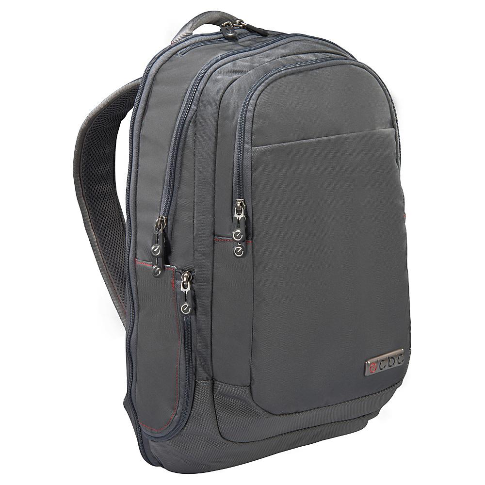 ecbc Javelin Daypack Grey - ecbc Business & Laptop Backpacks
