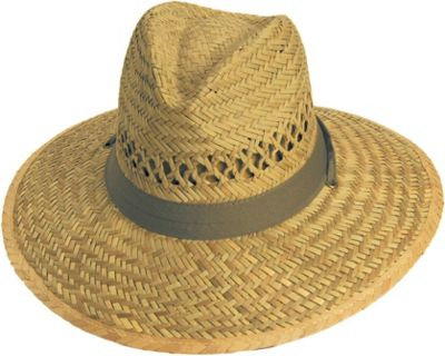 Gold Coast Rush Lifeguard Hat One Size - Natural - Gold Coast Hats/Gloves/Scarves