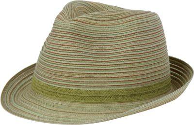 San Diego Hat Mixed Braid Fedora Ebags Com