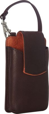 Osgoode Marley Hanging Cell Phone Case Raisin - Osgoode Marley Electronic Cases