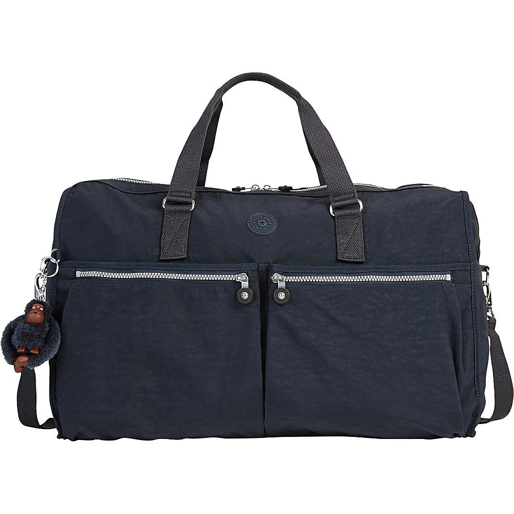 Kipling Itska N Duffel Bag True Blue Kipling Travel Duffels