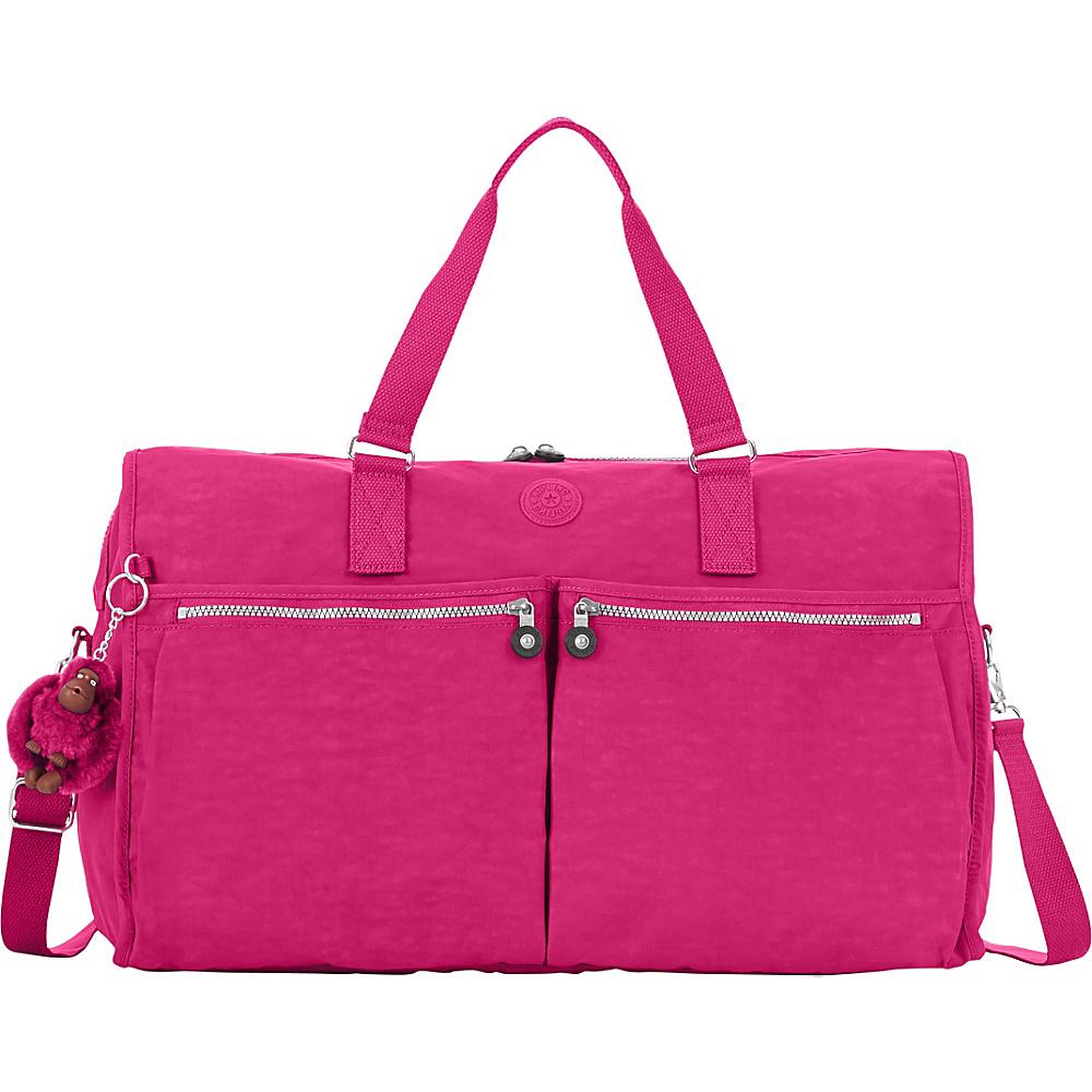 Kipling Itska N Duffel Bag Very Berry Kipling Travel Duffels