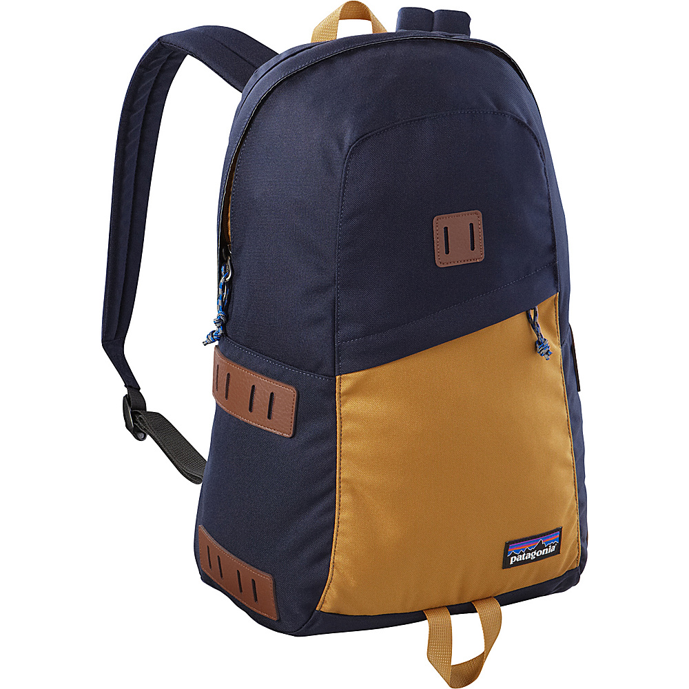Patagonia Ironwood Pack 20L Navy Blue Patagonia Business Laptop Backpacks