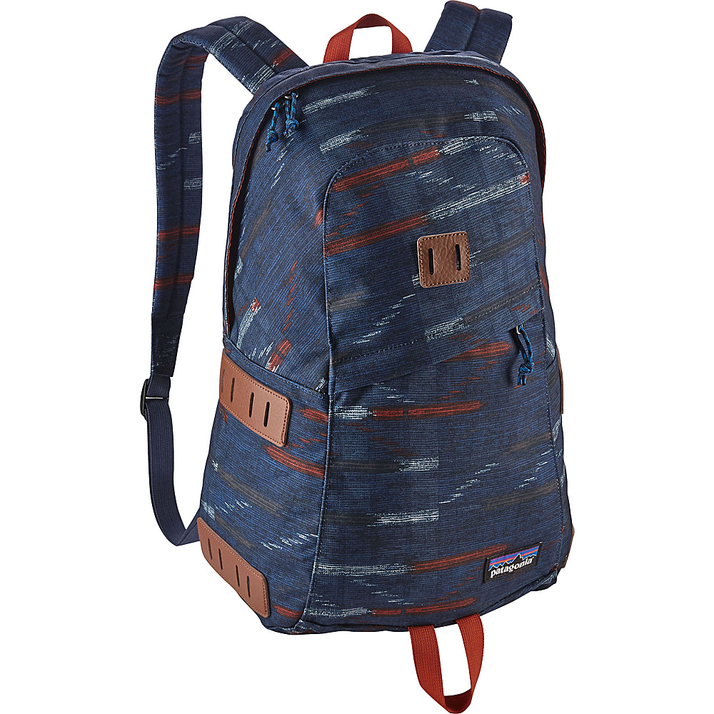 Patagonia Ironwood Pack 20L Elwha Ikat: Navy Blue - Patagonia Business & Laptop Backpacks - Backpacks, Business & Laptop Backpacks