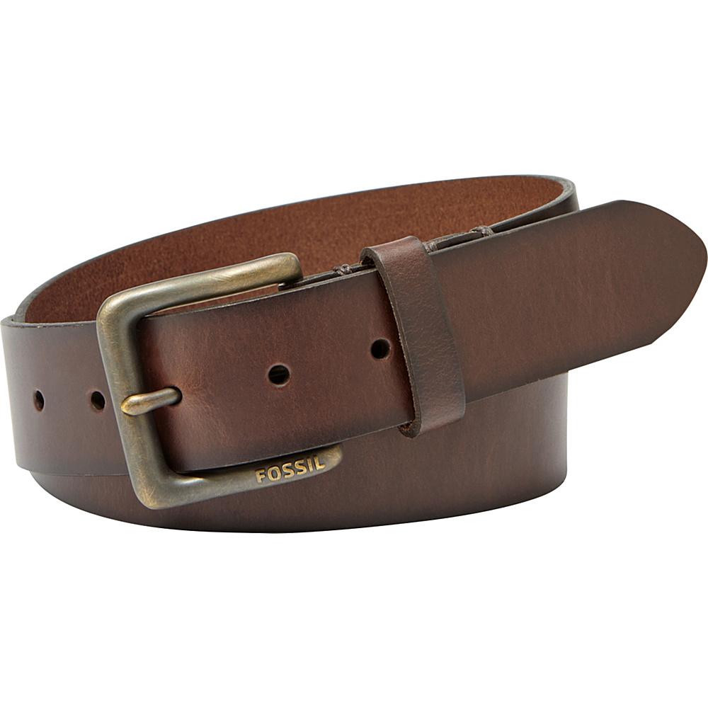 Fossil Artie Belt Dark Brown 42 Fossil Other Fashion Accessories