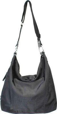 Ellington Handbags Mia Hobo Black - Ellington Handbags Fabric Handbags