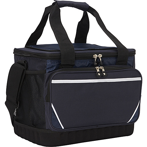 Bellino 36-Pack Ultimate Cooler (Hot and Cold) Navy - Bellino Travel Coolers