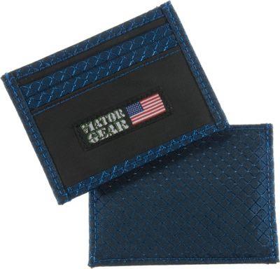 Viator Gear RFID ARMOR Half Wallet Wave
