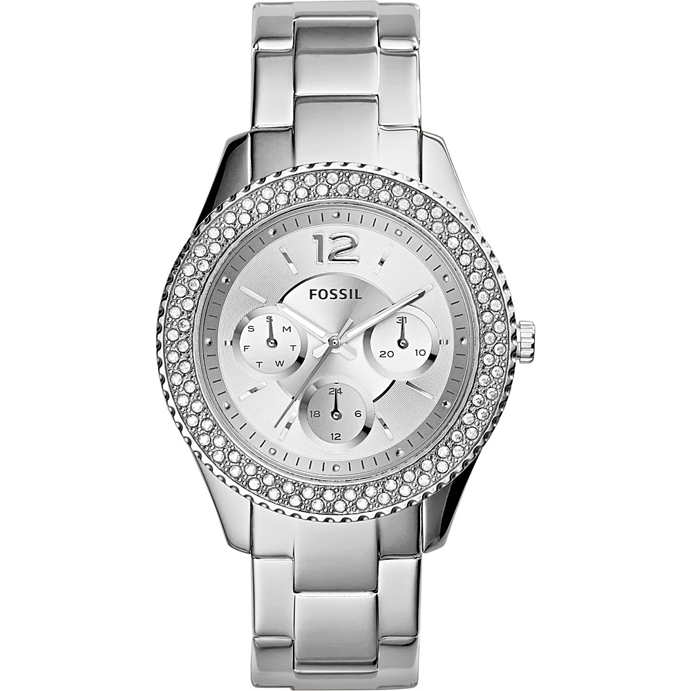 Fossil Stella Watch Silver Fossil Watches