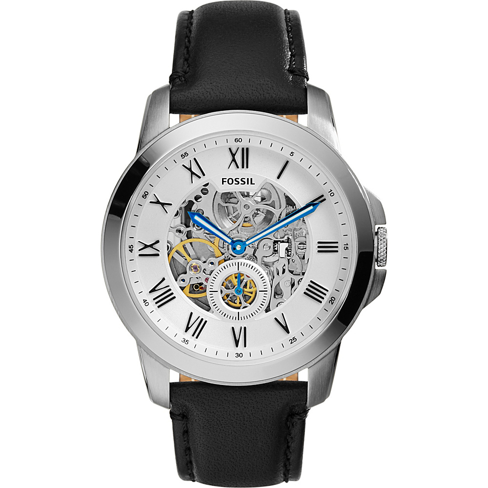 Fossil Grant Watch Black - Fossil Watches - Fashion Accessories, Watches