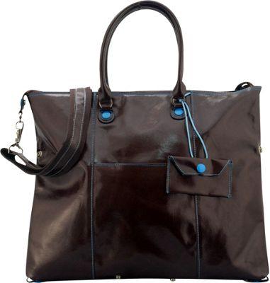 Urban Junket 3 Way Convertible Bag Chocolate Brown - Urban Junket Ladies' Business