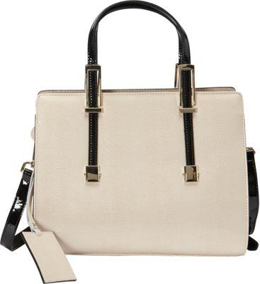 Donna Bella Designs Chloe Tote Beige - Donna Bella Designs Leather Handbags