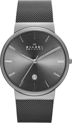 Skagen Ancher Watch Grey - Skagen Watches