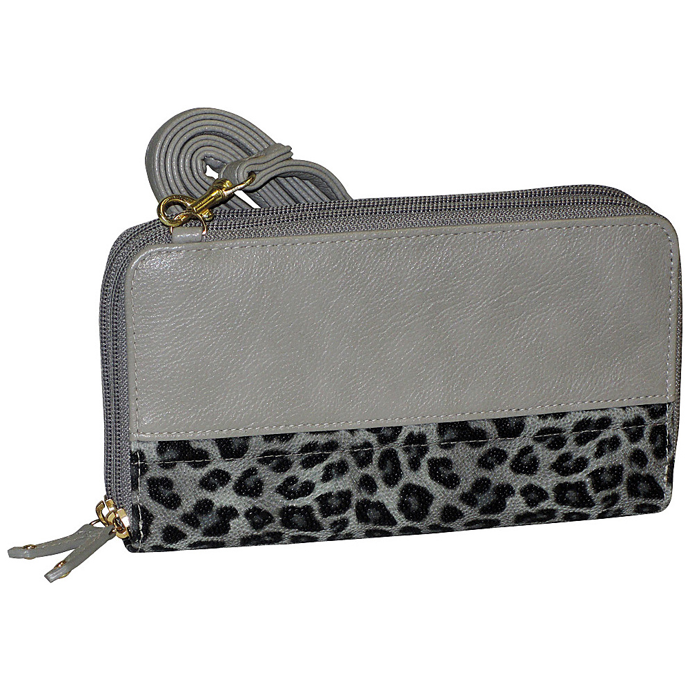 Buxton Posh Cheetah Ultimate Wallet Paloma Buxton Women s Wallets
