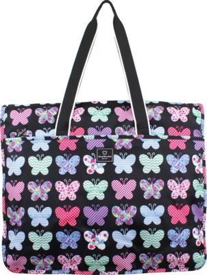 French West Indies Garment Tote Papillon - French West Indies Garment Bags