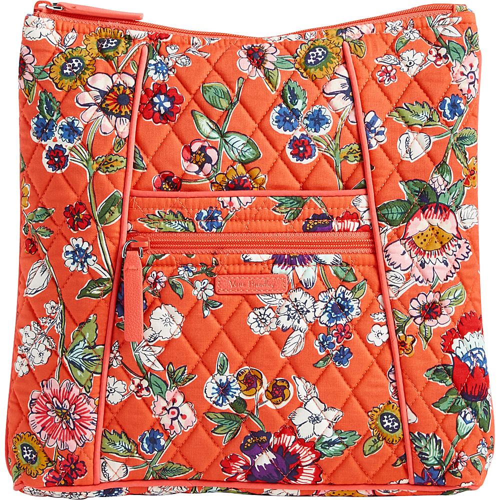 Vera Bradley Hipster Crossbody Imperial Rose - Vera Bradley Fabric Handbags - Handbags, Fabric Handbags
