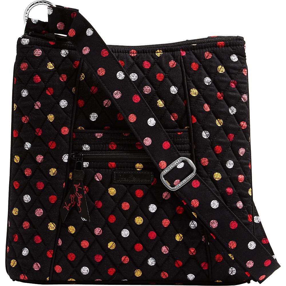 Vera Bradley Hipster Crossbody Havana Dots - Vera Bradley Fabric Handbags - Handbags, Fabric Handbags