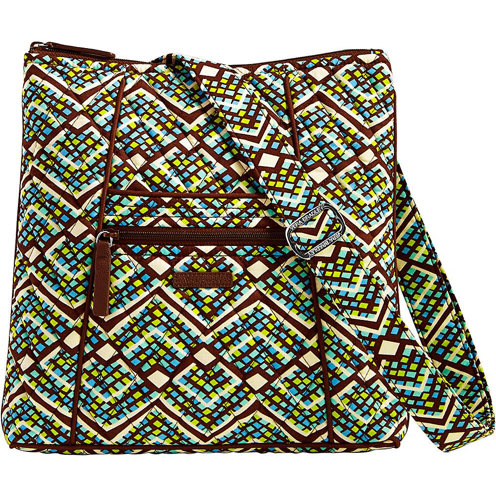 Vera Bradley Hipster Crossbody Rain Forest - Vera Bradley Fabric Handbags - Handbags, Fabric Handbags
