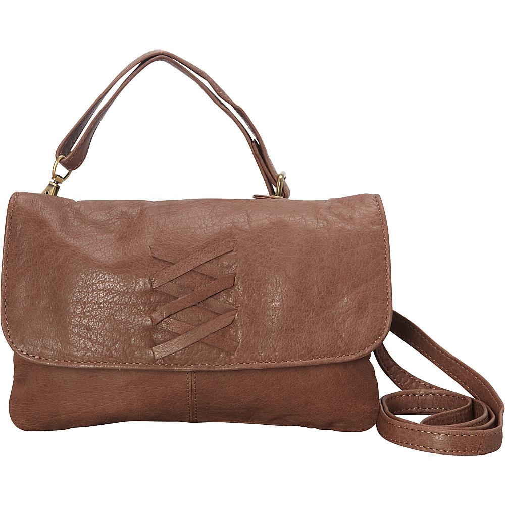 Latico Leathers Meredith Crossbody Glove Brown - Latico Leathers Leather Handbags - Handbags, Leather Handbags