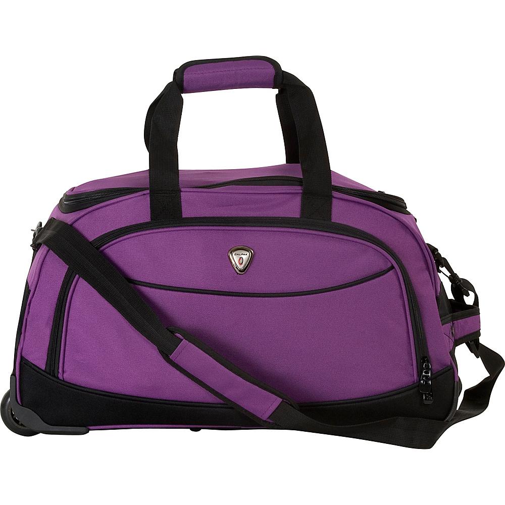 CALPAK Plato Duffel Bag Red - CALPAK Rolling Duffels