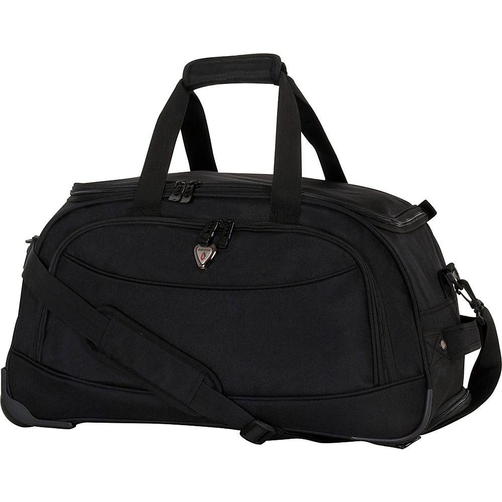 CalPak Plato Duffel Bag Black CalPak Travel Duffels