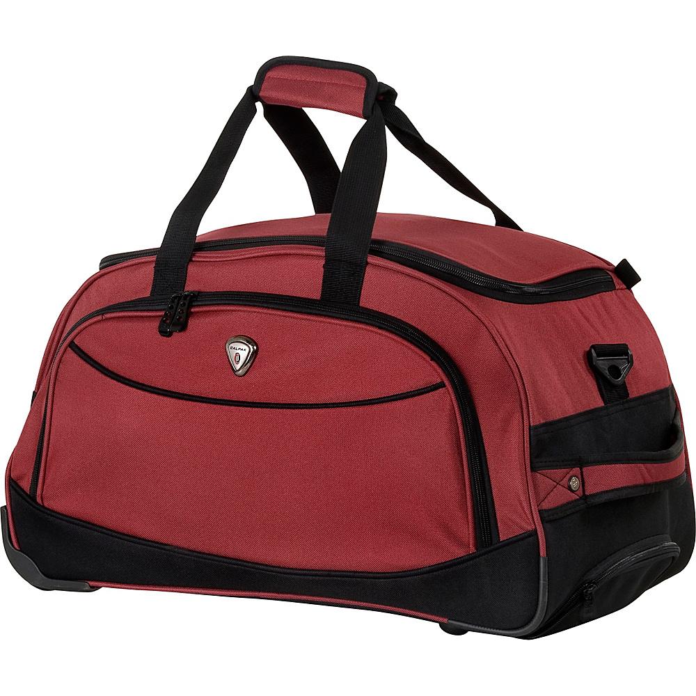 CalPak Plato Duffel Bag Red - CalPak Travel Duffels