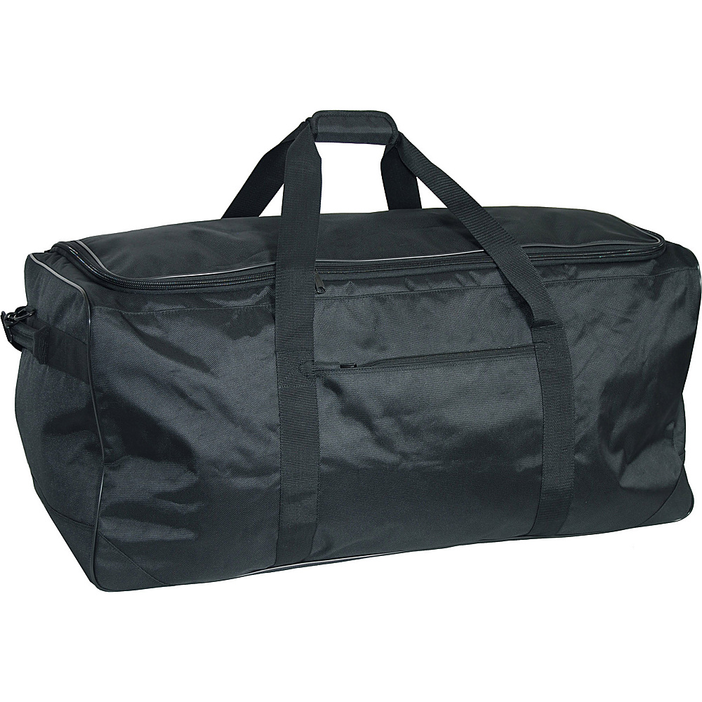 Netpack 35 1680D XL Large Duffel Black Netpack Travel Duffels