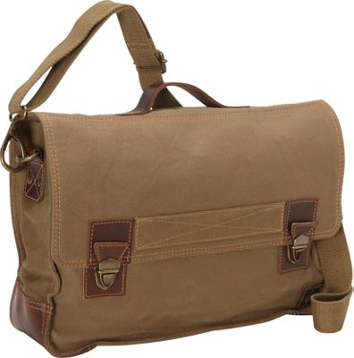 DamnDog Work Bag Swamp Green - DamnDog Messenger Bags