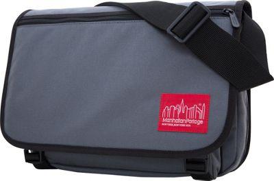 Manhattan Portage Medium Europa Messenger Gray - Manhattan Portage Messenger Bags