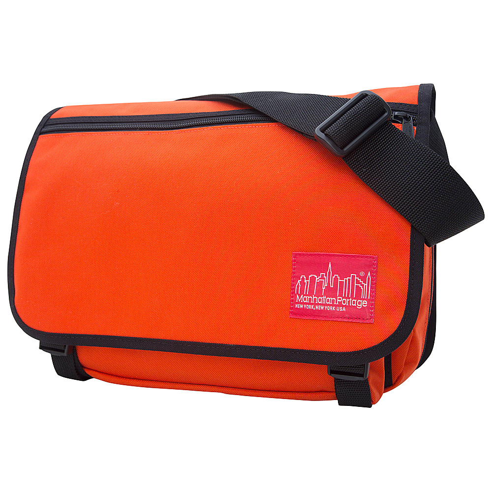 Manhattan Portage Medium Europa Messenger Orange - Manhattan Portage Messenger Bags - Work Bags & Briefcases, Messenger Bags