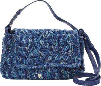Helen Kaminski Ella Crossbody Ink Melange/Indigo - Helen Kaminski Designer Handbags