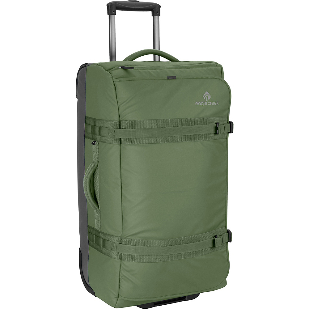 Eagle Creek No Matter What Flatbed Duffel 28 Olive - Eagle Creek Rolling Duffels - Luggage, Rolling Duffels