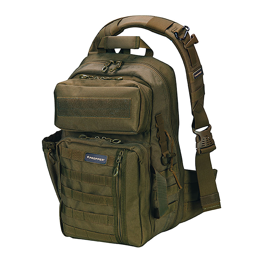 Propper Bias Sling Backpack RH Olive Propper Slings