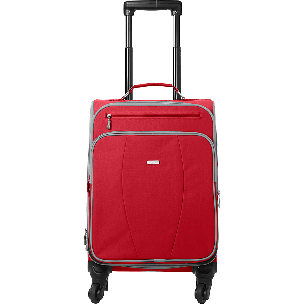 baggallini Getaway Roller Apple - baggallini Softside Carry-On - Luggage, Softside Carry-On