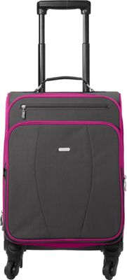 baggallini Getaway Roller Charcoal - baggallini Softside Carry-On