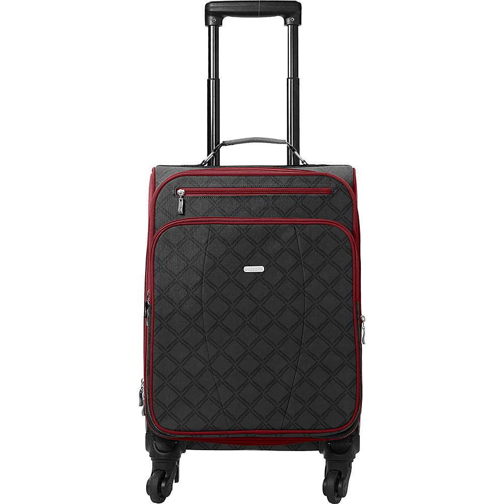 baggallini Getaway Roller Charcoal Link - baggallini Softside Carry-On - Luggage, Softside Carry-On