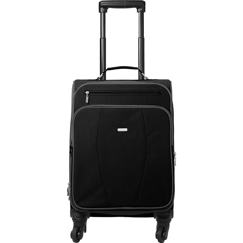 baggallini Getaway Roller Black/Charcoal - baggallini Softside Carry-On - Luggage, Softside Carry-On